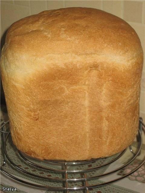 Обычный белый хлеб